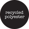 63% Recycled Polyester